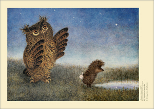 Owl and Hedgehog, Yuri Norstein