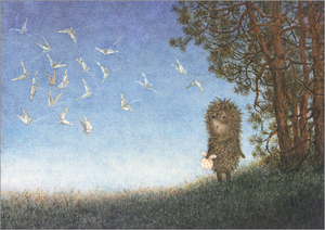 Hedgehog and Butterflies, Yuri Norstein