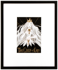 the queen of cups, Helen Chen