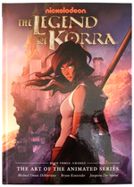 Legend of Korra Season / Book Three
