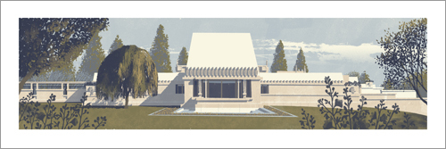 Hollyhock House, Chris Turnham