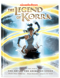 The Legend of Korra Artbook: Book Two Spirits