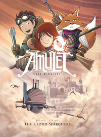 Amulet #3: The Cloud Searchers, Kazu Kibuishi
