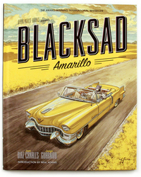 Blacksad Amarillo , Juanjo  Guarnido