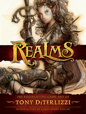 Realms: The Role Playing Art of Tony Diterlizzi