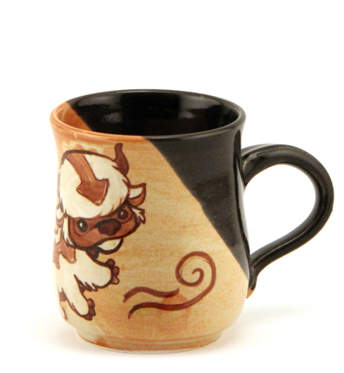 Flying Appa Mug, Erin Middendorf