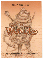 The Battle for Wondla, Tony DiTerlizzi