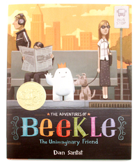 The Adventures of Beekle: The Unimaginary Friend, Dan Santat
