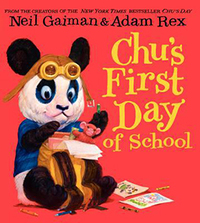 Chu's First Day Of School , Adam Rex