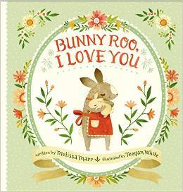 Bunny Roo, I Love You, Teagan White