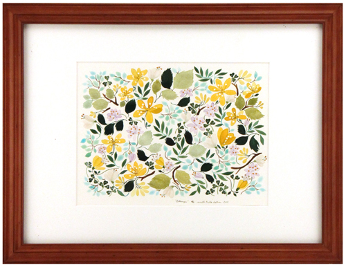 Buttercups by Anna Emilia Laitinen at Gallery Nucleus $450