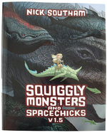 Squiggly Monsters And Spacechicks , Nick Southam