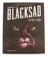 Blacksad, Juanjo  Guarnido
