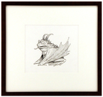Devil Toad (Dark Sword Miniatures Design), Tony  DiTerlizzi