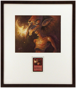 Fire Imp (Magic The Gathering 1996), Tony  DiTerlizzi