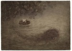 Hedgehog in a River with Fish (unframed), Yuri Norstein