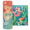 Tin Cannister 64 Piece Puzzle