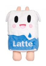 Latte Moofia Plush