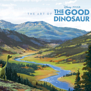 The Art of The Good Dinosaur Panel & Signing