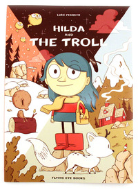 Hilda and the Tree Troll
