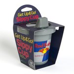 Get Up & Go Sippy Cup Redbull