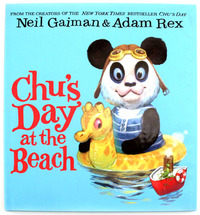 Chu's Day at the Beach, Adam Rex