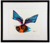 Flying Owl, Lesley Barnes
