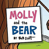 Molly and the Bear Signing with Bob Scott