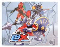 The World of LBX: Little Battlers Experience