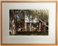 Eames House, Chris Turnham
