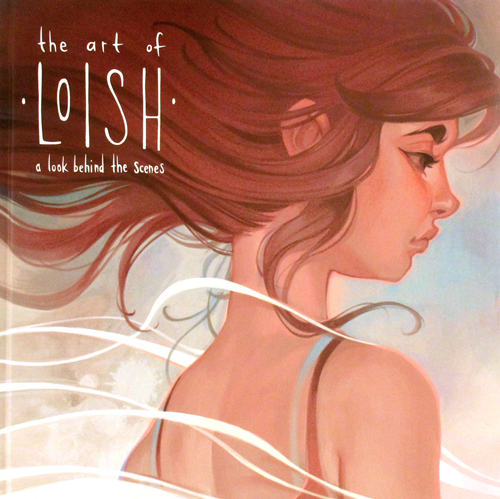 The Art of Loish: A Look Behind the Scenes, Lois van Baarle