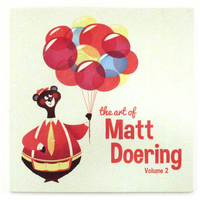 The Art of Matt Doering Vol. 2, Matthew Doering