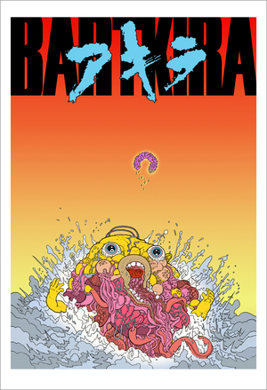 Bartkira Cover (print), Frans Boukas
