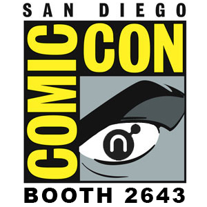 San Diego Comic Con 2016 (Booth 2643)