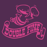2HB Purple Shirt (Double Fine)