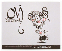 Ovi Nedelcu Sketchbook