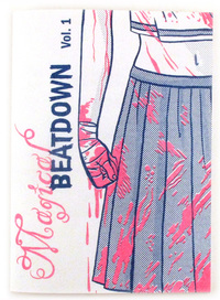 Magical Beatdown Vol. 1, Jenn Woodall