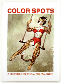 Color Spots: A Sketchbook by Juanjo Guarnido, Juanjo  Guarnido