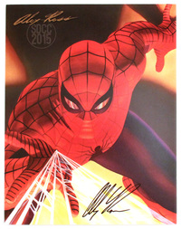 Alex Ross SDCC 2015, Alex Ross