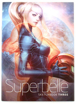 Superbelle: Sketchbook Three, Stanley Artgerm Lau