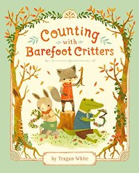 Counting with Barefoot Critters, Teagan White