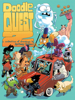Doodle Quest 2, Anthony Leon Holden