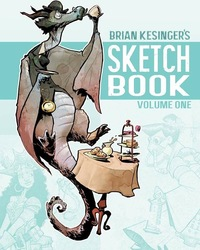 Sketch Book Volume 1, Brian Kesinger