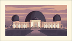 Griffith Observatory at Dusk, Chris Turnham