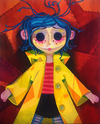 Colorful Coraline, Kristy Kay