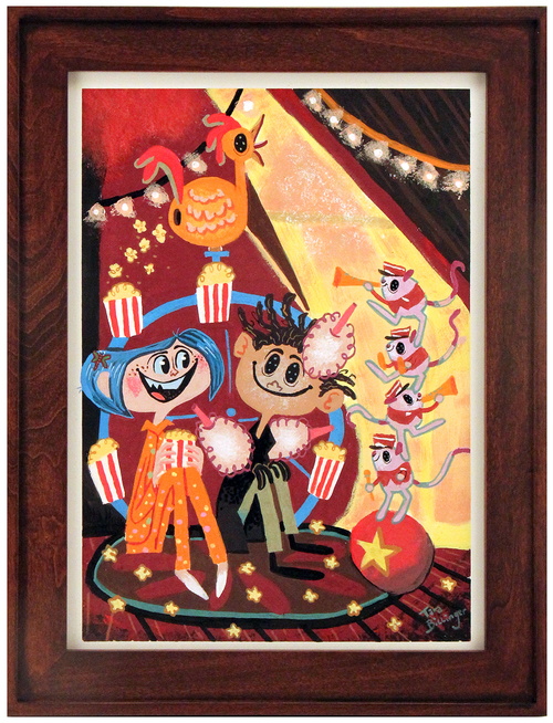 Circus of the Moushkas, Tara Billinger