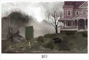 Coraline - Pink House, Chris Appelhans
