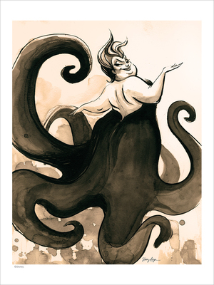 Ursula (print) Limited Edition of 50, Stacey Aoyama