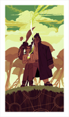 Treasure Hunters (print) Limited Edition of 50, Sara Kipin