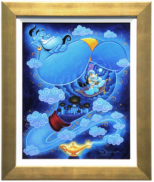 I Dream of Genie - Tim Rogerson, Aladdin